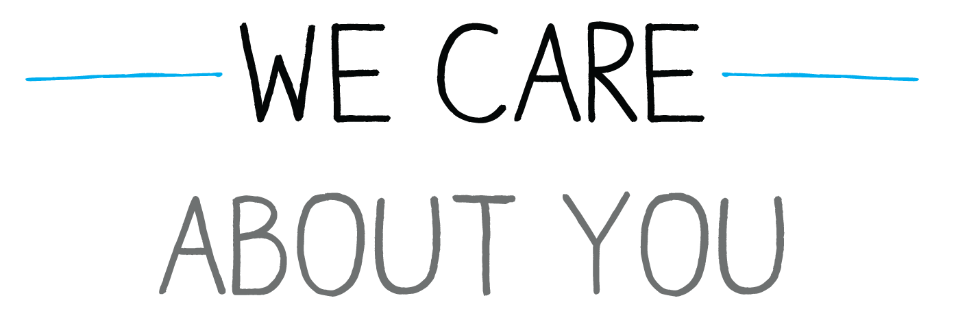 Image result for we care about you