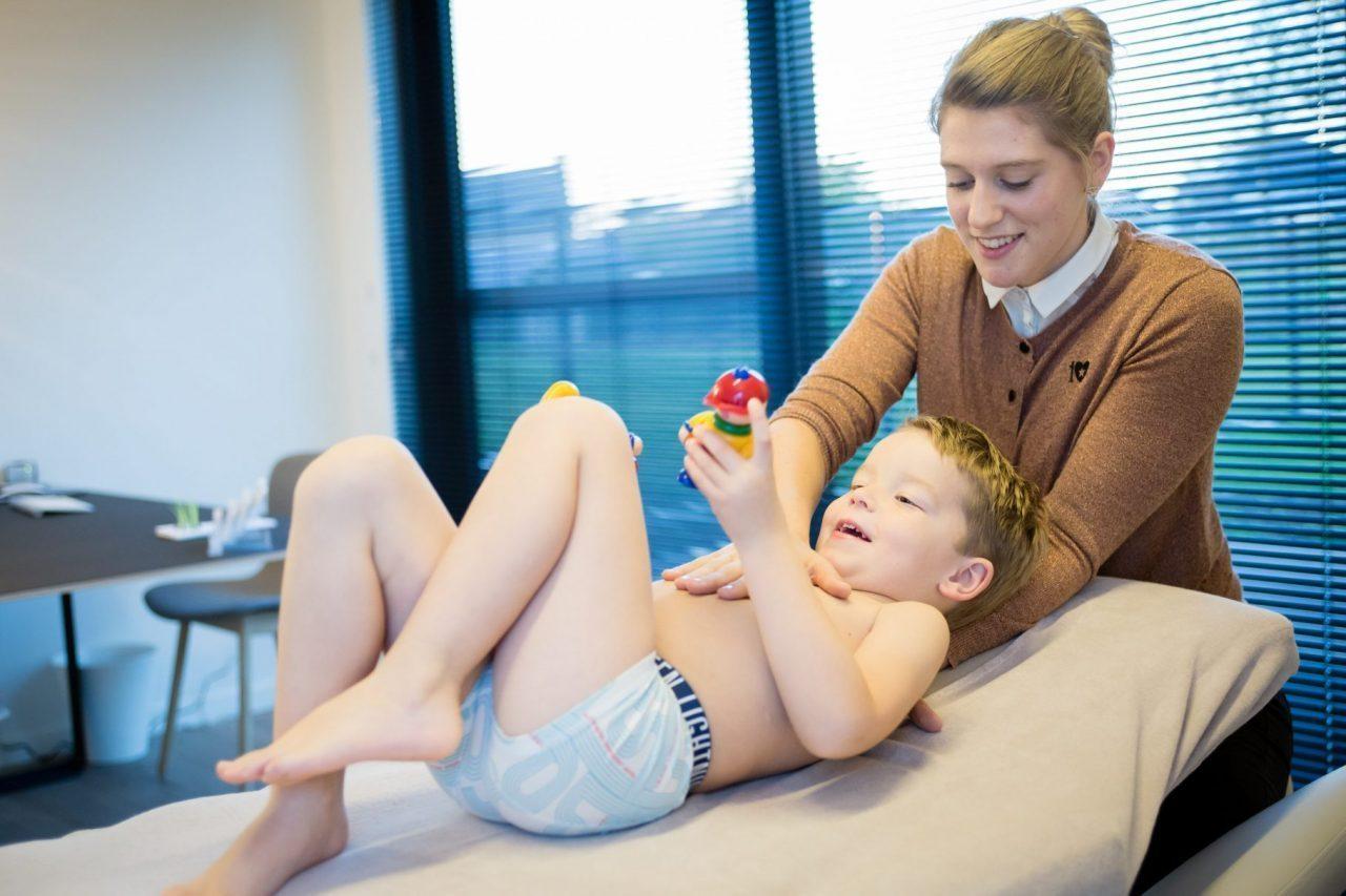 baby en kinder osteopathie
